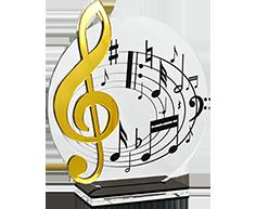 Награда Музыка 1744-200-109
